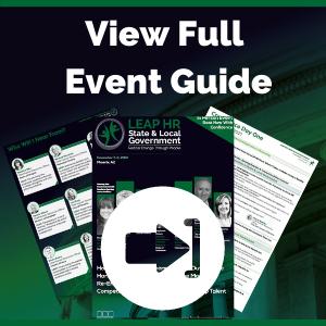 Event guide widget